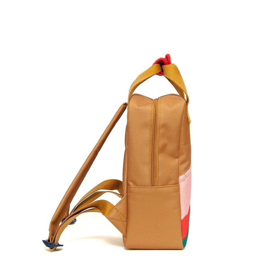 Petit Monkey Backpack inca gold S