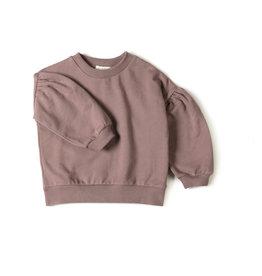 Nixnut Lux sweater | mauve