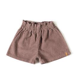 Nixnut Rib short  | mauve