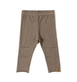Nixnut Tight legging | olive stripe