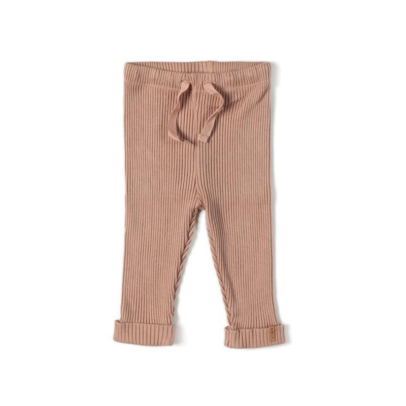 Nixnut Rib legging | lychee