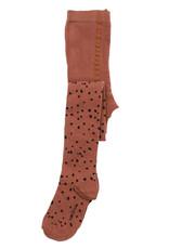 Maed for mini Brown sahara leopard | tights