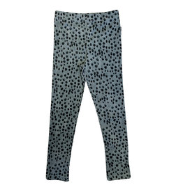 Maed for mini Lazy leopard | legging