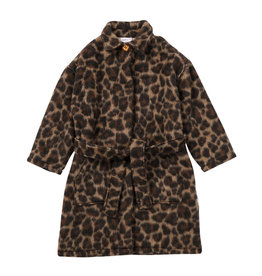 Maed for mini Leading leopard | coat