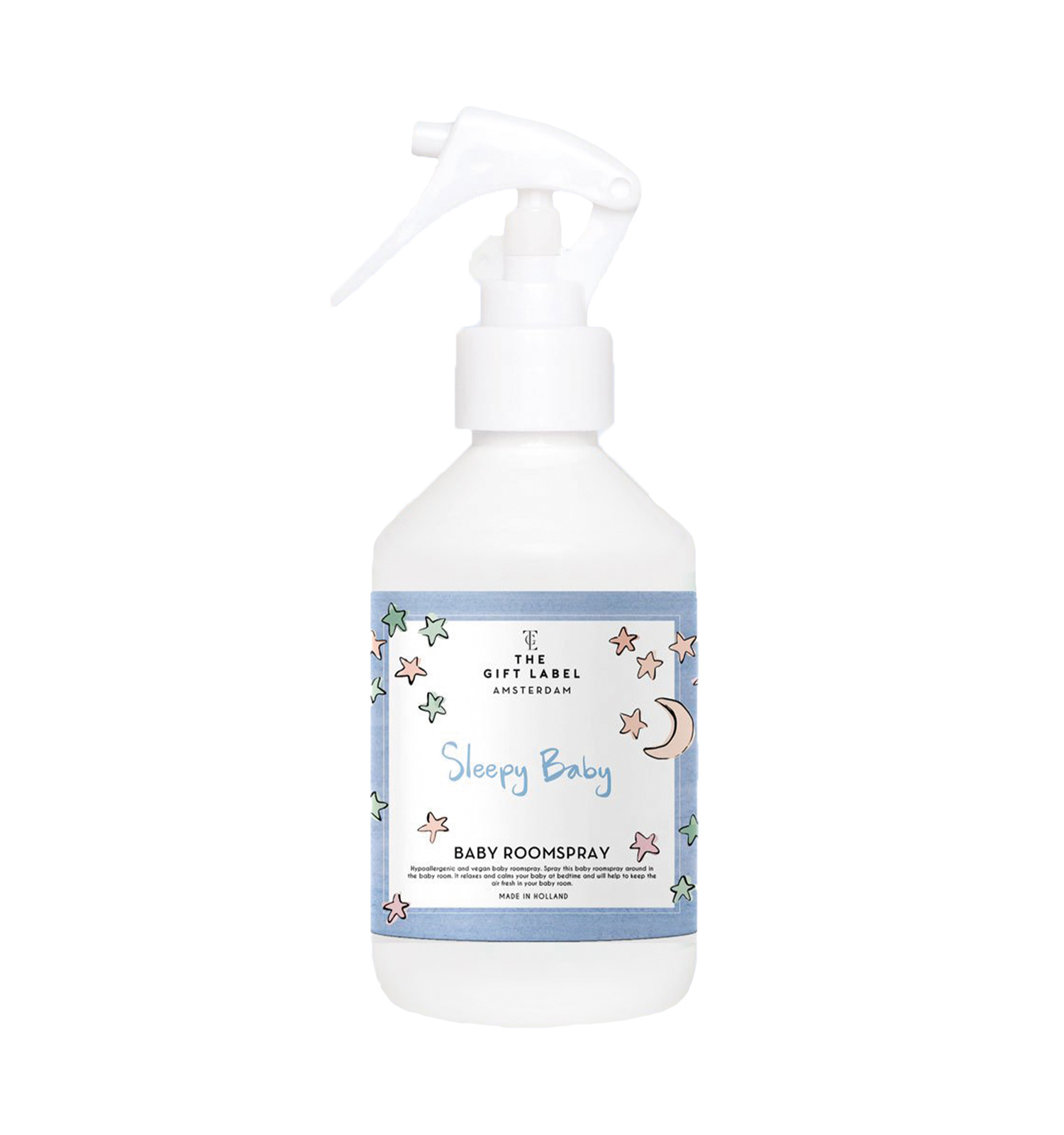 THE GIFT LABEL Baby room spray 250 ml | Sleepy baby