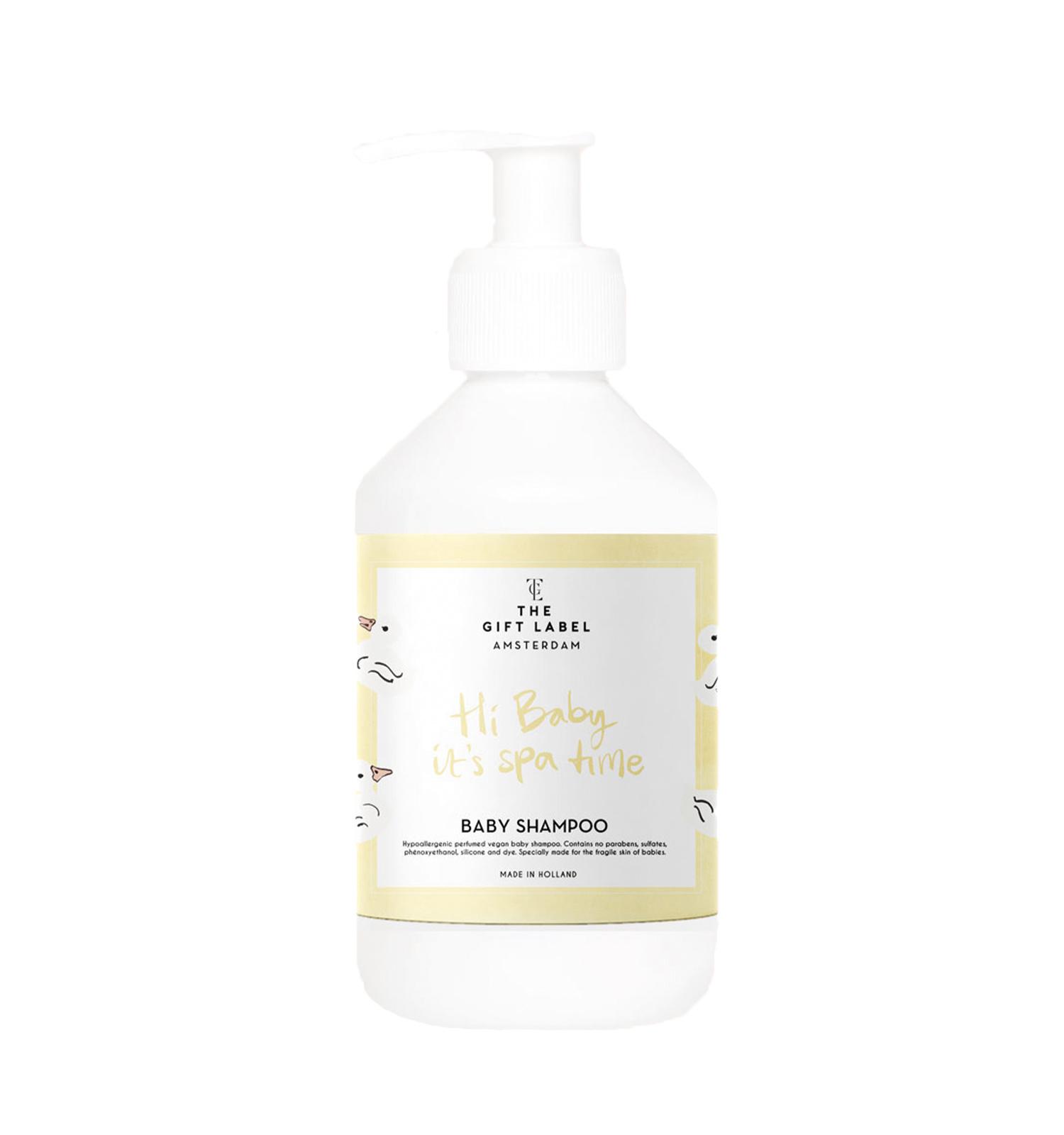 THE GIFT LABEL Baby shampoo 250 ml | Hi baby