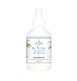 THE GIFT LABEL Baby body oil 250 ml | Oh baby you smell so good