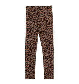 Maed for mini Chocolate leopard | legging