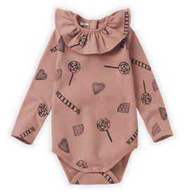 Sproet & Sprout Romper | Collar Candy AOP