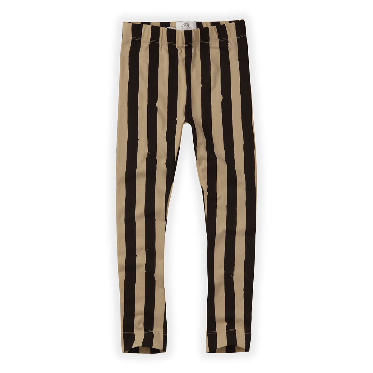 Sproet & Sprout Pants | Painted Stripe Nougat