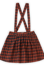 Sproet & Sprout Skirt | Straps Diamond AOP