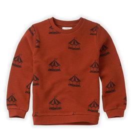 Sproet & Sprout Sweatshirt | Carousel AOP