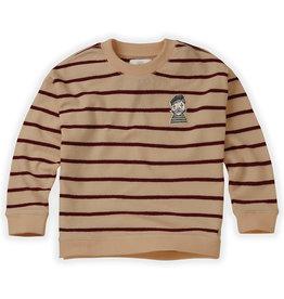 Sproet & Sprout Sweatshirt | Loose Stripe