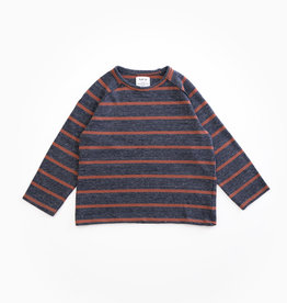 Play-up Striped jersey sweater | RASP
