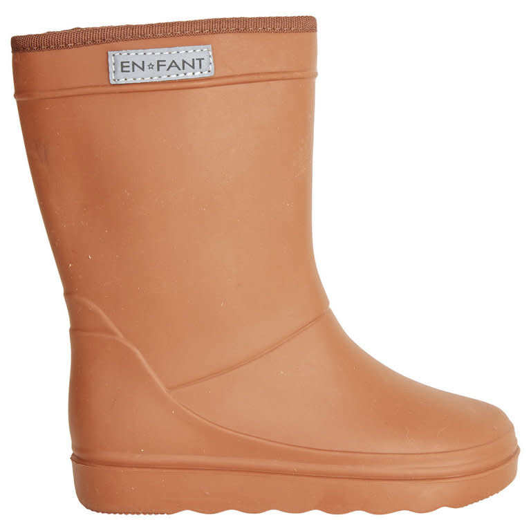 en'fant Thermo boot leather brown