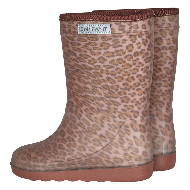 en'fant Thermo boot leo rose
