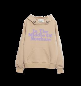 Wander & Wonder Hoodie sweatshirt | beige