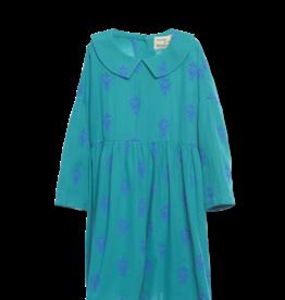 Wander & Wonder Habiba dress | peacock aztec