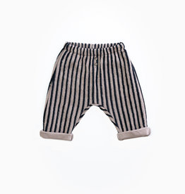 Play-up Striped double face trousers | JERÓNIMO