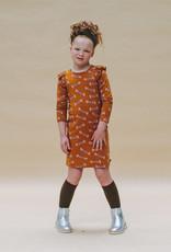 CarlijnQ Candy blouson dress with ruffles