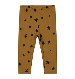 DAILY BRAT Mini star pants | Sandstone