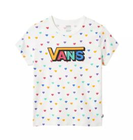 Vans T-shirts | Colorful hearts