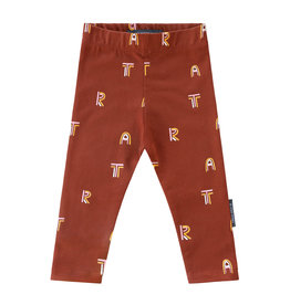 Your Wishes Art legging | rust