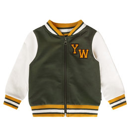 Your Wishes Varsity college bomber | desk green