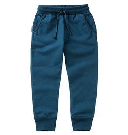 Mingo Slim fit jogger| Teal blue