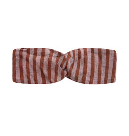 Your Wishes Rusty stripes | twisted headband