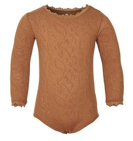 en'fant LS body | leather brown