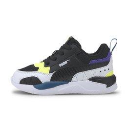 Puma Puma X-Ray 2 square ac inf | black-black-whi- yellow-blue
