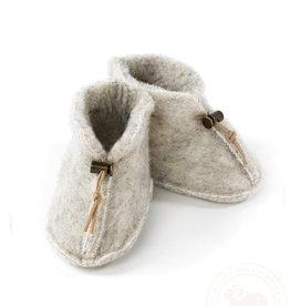 Alwero Babyslofjes | light grey
