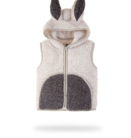 Alwero Kids bodywarmer | Rabbit