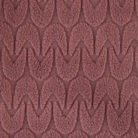 Lodger Muffler Empire Fleece | Rosewood