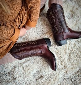Bootstock Boots Red Velvet