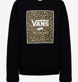 Vans Leopard box crew  sweater