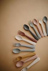 Mushie Fork-Spoon | Cloud