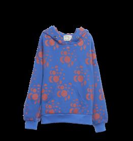 Wander & Wonder Hoodie sweatshirt | blue cosmic