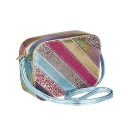 Mimi & Lula Rainbow stripe bag