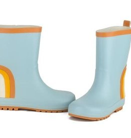 Grech & Co Childeren rubber boots | light blue