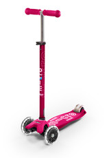 Micro steps Maxi Micro step Deluxe roze LED