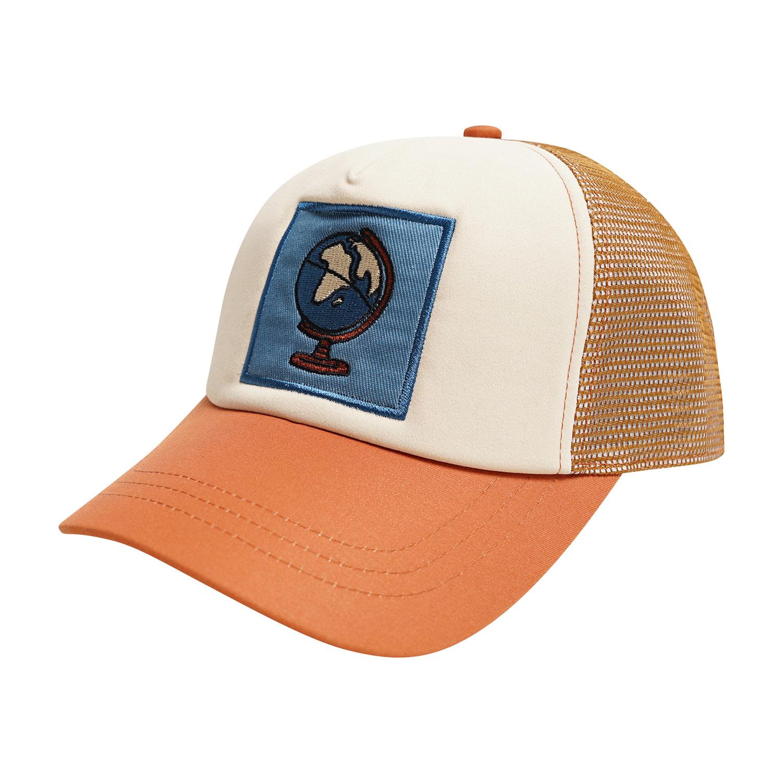 CarlijnQ Globe trucker cap