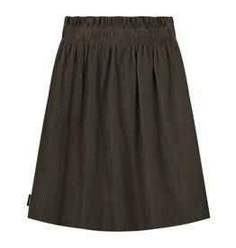 DAILY BRAT Nova paperbag plisse skirt | rustic