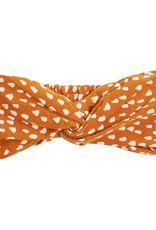 CarlijnQ Golden Sparkle twisted headband