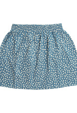 CarlijnQ Petrol sparkles skirt