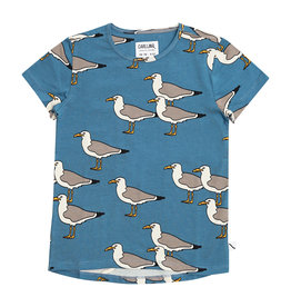 CarlijnQ Seagull short sleeve dropback