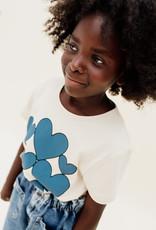 CarlijnQ Hearts t-shirt with print