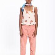 piupiuchick Unisex trousers   pale pink