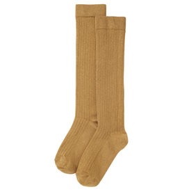 Mingo Knee Socks Light Ochre